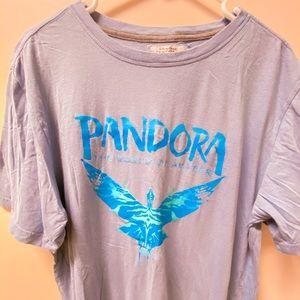 Disney I Traveled to Pandora Opening Day Shirt XL